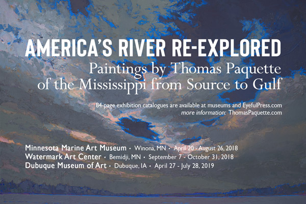 America's River Re-Explored - Introduction narrated by Paquette